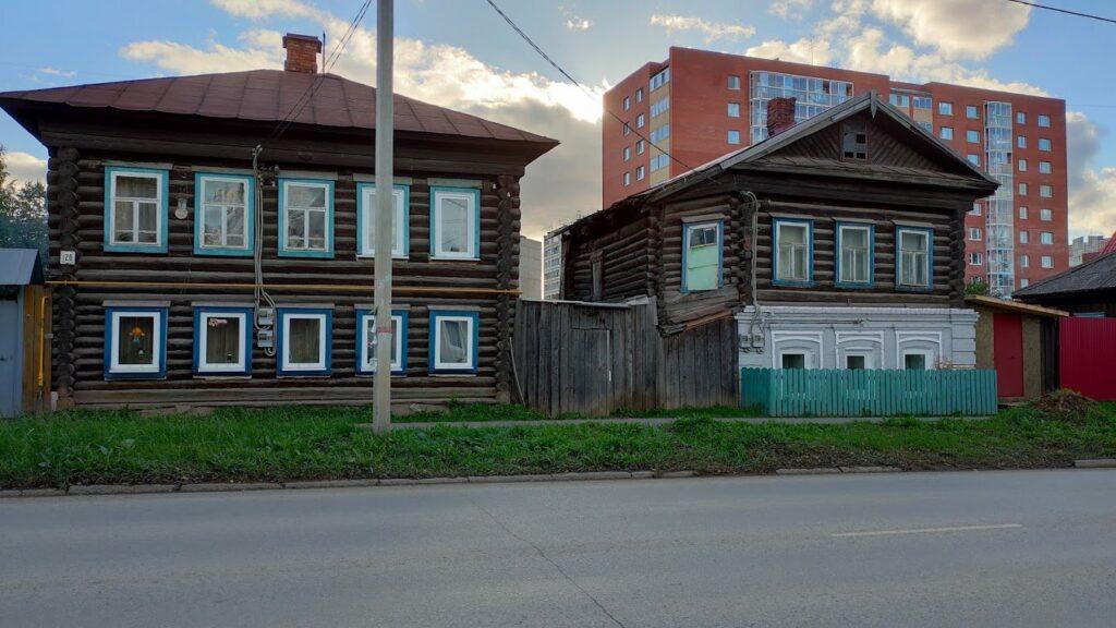 Пермь, улица Восстания, 120