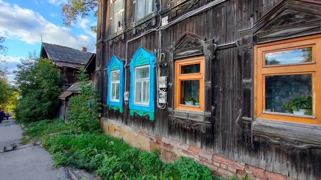 Исторические здания Мотовилихи
