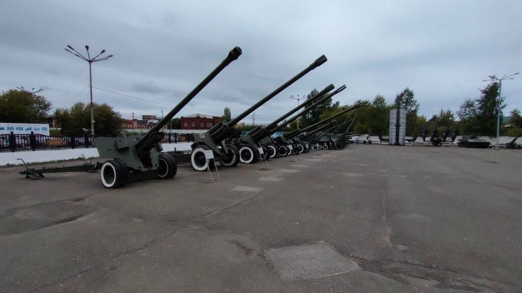 Музей «Мотовилихинских заводов» в Перми