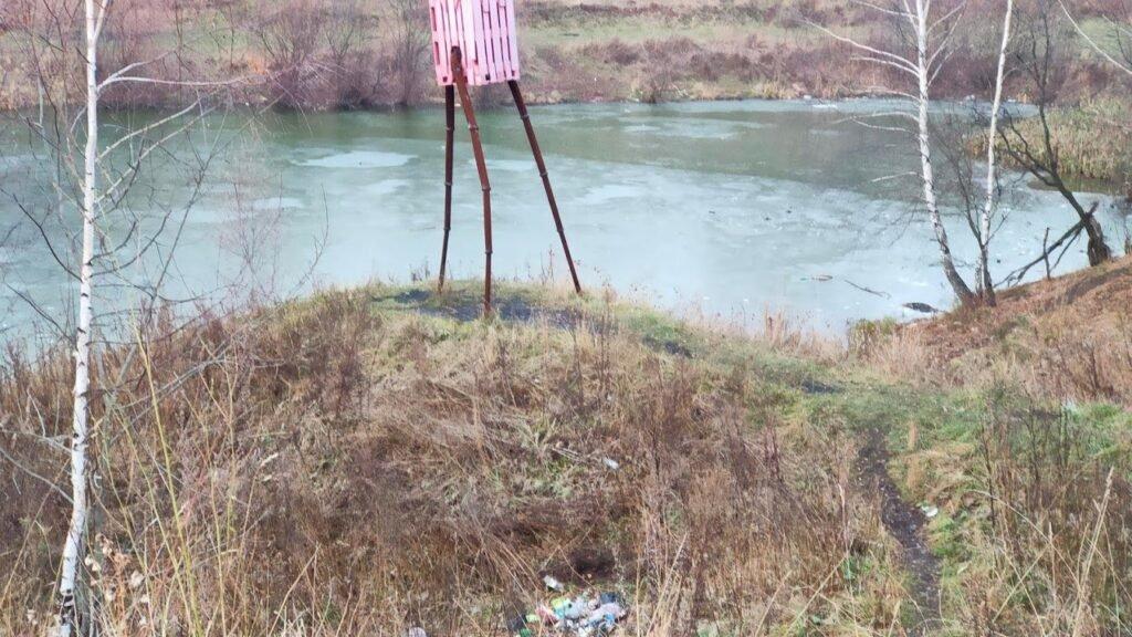 «Пикник на обочине»: инопланетный мусор на Андроновских прудах